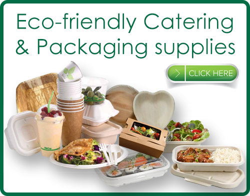 Eco friendly catering packaging supplies Melbourne Going Green