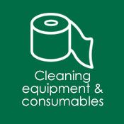 Cleaning equipment & consumables