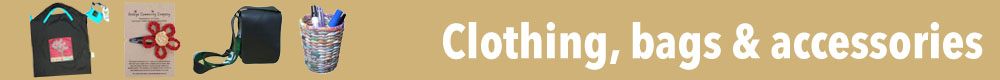 Clothing, bags & accessories