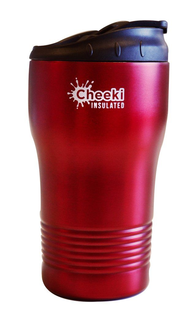 Cheeki - 12oz stainless steel coffee cup