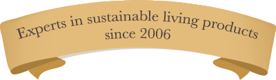 Experts in sustainable living products