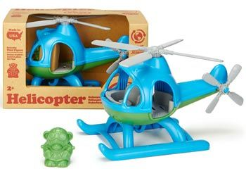 Helicopter by Green Toys
