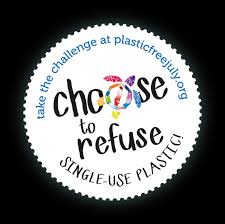 Avoid single use plastic